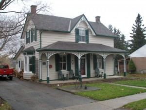 Councillor Carlson's Heritage Home